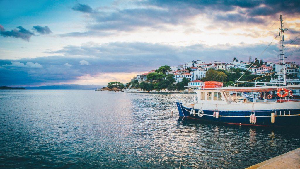 Bootsfahrt als Geschek zur Goldenen Hochzeit
